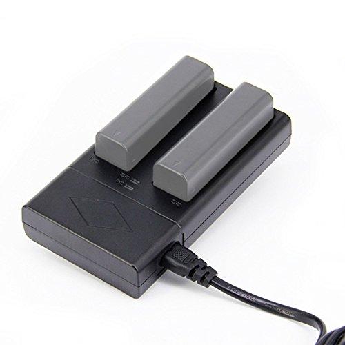 Cargador Baterias DJI Osmo, equipamiento viajero - Los viajes de Margalliver
